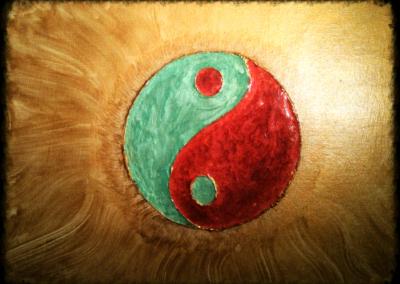 Yin Yang du Sud